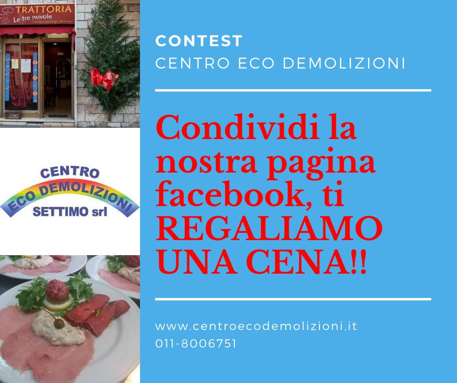 CONTEST CENTRO ECO DEMOLIZIONI